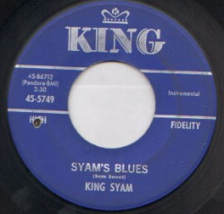 Syam's Blues