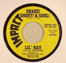 Shake! Shout! & Soul! / Soul & Stomp