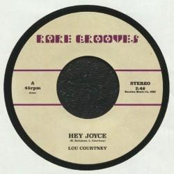 Hey Joyce