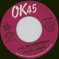 Call Me Tomorrow