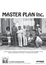Master Plan Inc Poster - Version 2