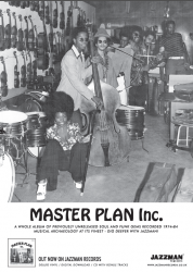 Master Plan Inc Poster - Version 3