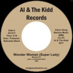 Wonder Woman (Super Lady)