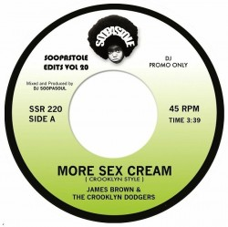 More Sex Cream (Crooklyn Style)