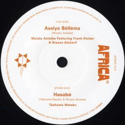 Assiyo Bellema /Hasabe
