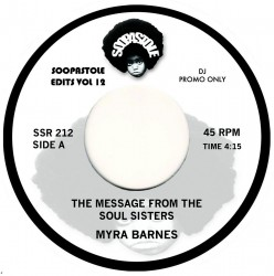The Message From The Soul Sisters / Right On (To The Street Called Love)