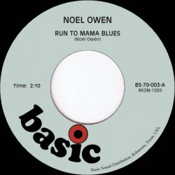 Run To Mama Blues