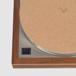Cork Audiophile Turntable Mat