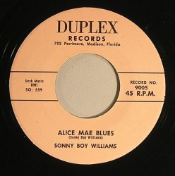 Alice Mae Blues
