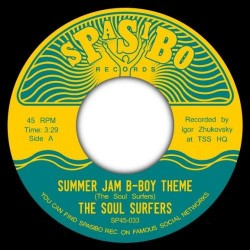 Summer Jam B-Boy Theme