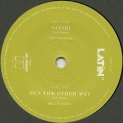 Safari / Be's The Other Way