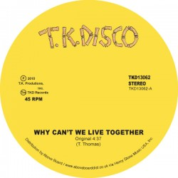 Why Can't We Live Together (LNTG Rework)