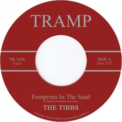 Footprints in the Sand / Cleaned Out