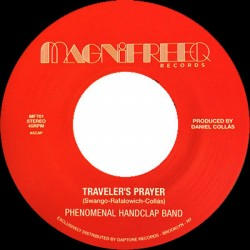 Traveler's Prayer