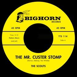 Mr Custer Stomp / Firewater