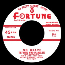 No Grave / Jonah